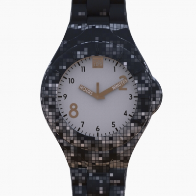 OROLOGIO MASH-UP FAT DECOR