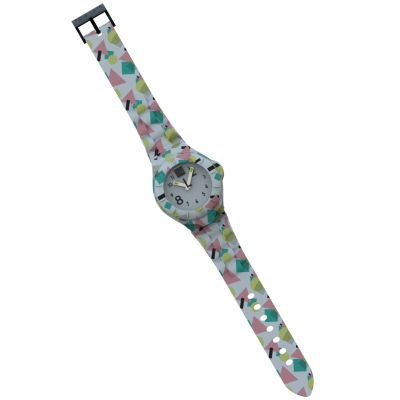 OROLOGIO MASH-UP SLIM DECOR