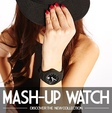 Mash-up watch
