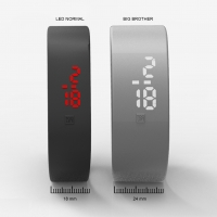 OROLOGIO LED WATCH