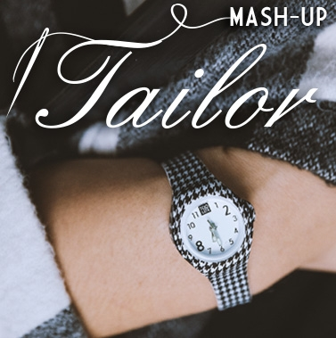 Mash-up tailor