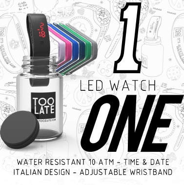 LED WATCH ONE